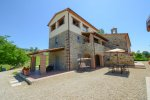 Agriturismo for holiday rental in casentino, tuscany, italy