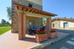 Agriturism with apartments to rent in Tuscany, Arezzo, Italy